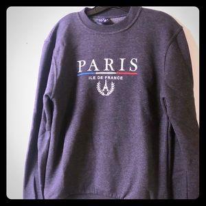 Tops - Vintage look Paris Sweatshirt bought in Paris